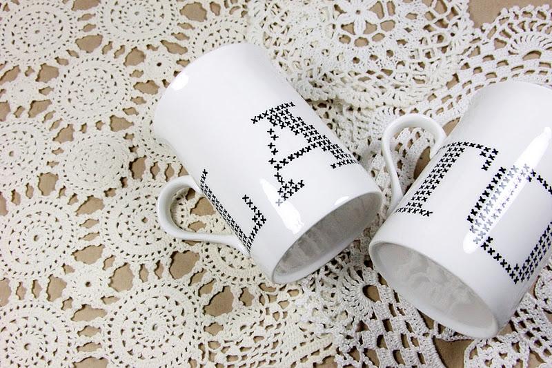 Tassen Name : Von kreuzgestichelten tassen und flei?arbeit fee ist