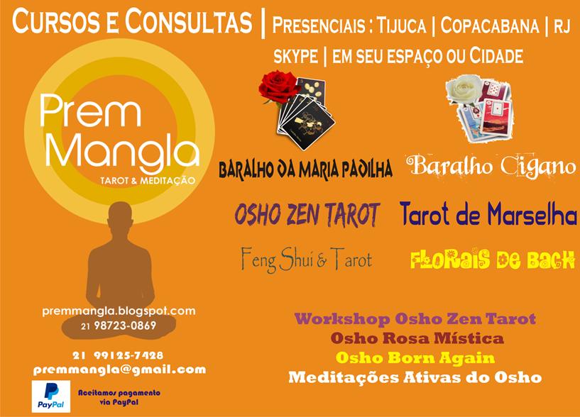 Tarot e Meditação