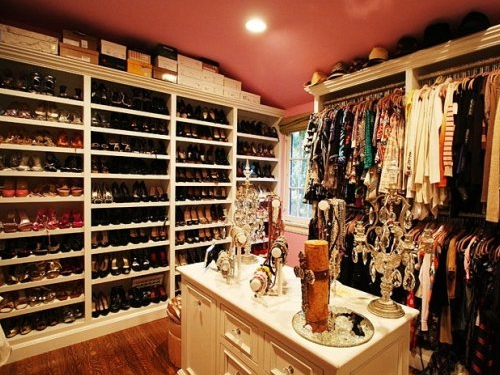 un coup d 39 aile in her closet