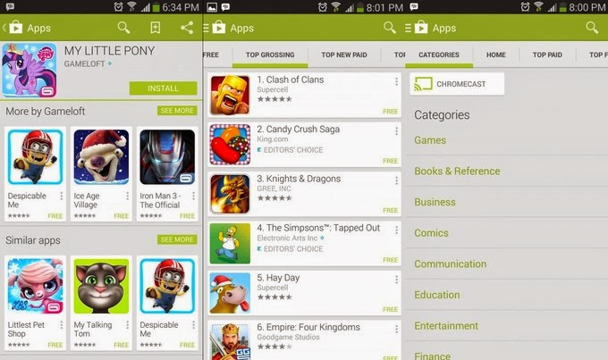 How to Discover Android Apps in Google Play Store?