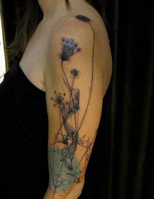 Los tatuajes más bizarros