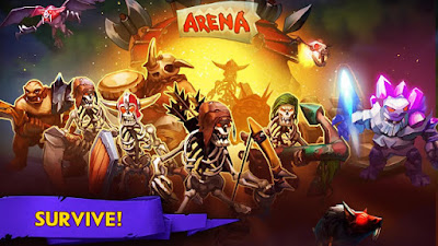 Download Game Goblin Defenders 2 survive