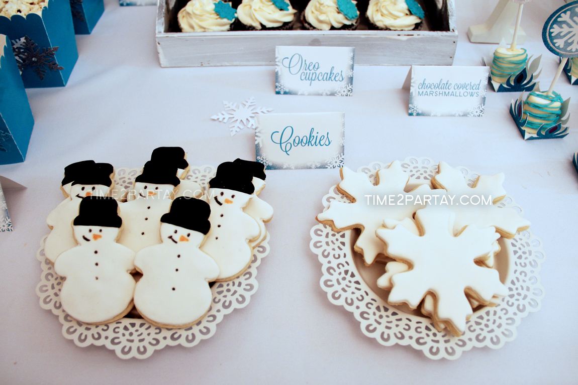 Masa\'s Frozen Inspired Winter ONEderland | Time2Partay.com