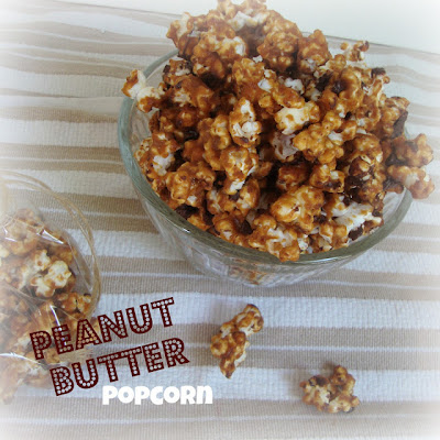 Chocolate, Chocolate & More: Peanut Butter Popcorn