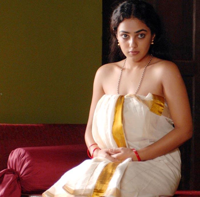 Nithya Menon Indian bhabhi