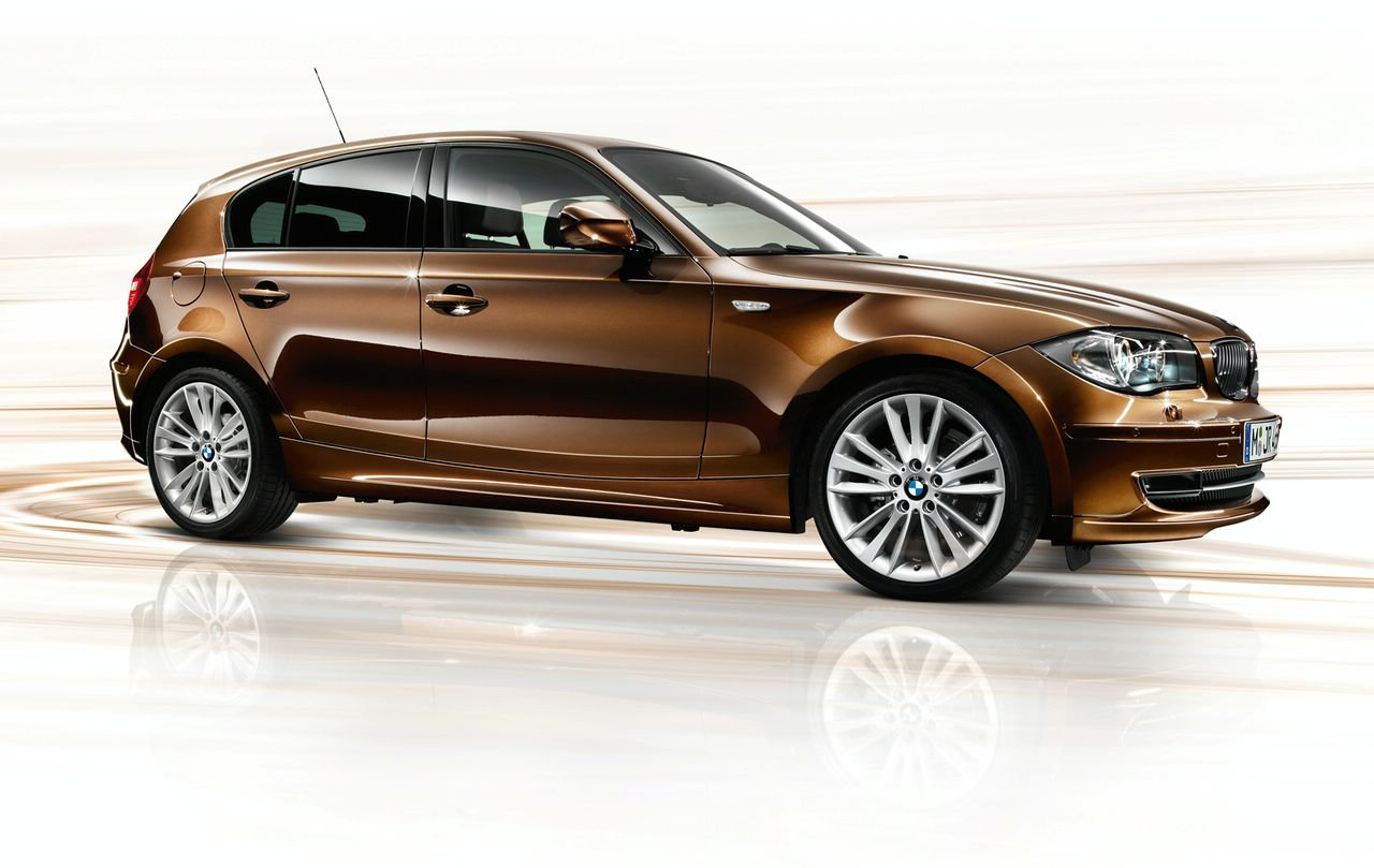top speed latest cars  2010 bmw 1 series review