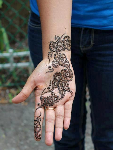 Mehndi Bridal New Design : Pin by p dr on desi girl pinterest