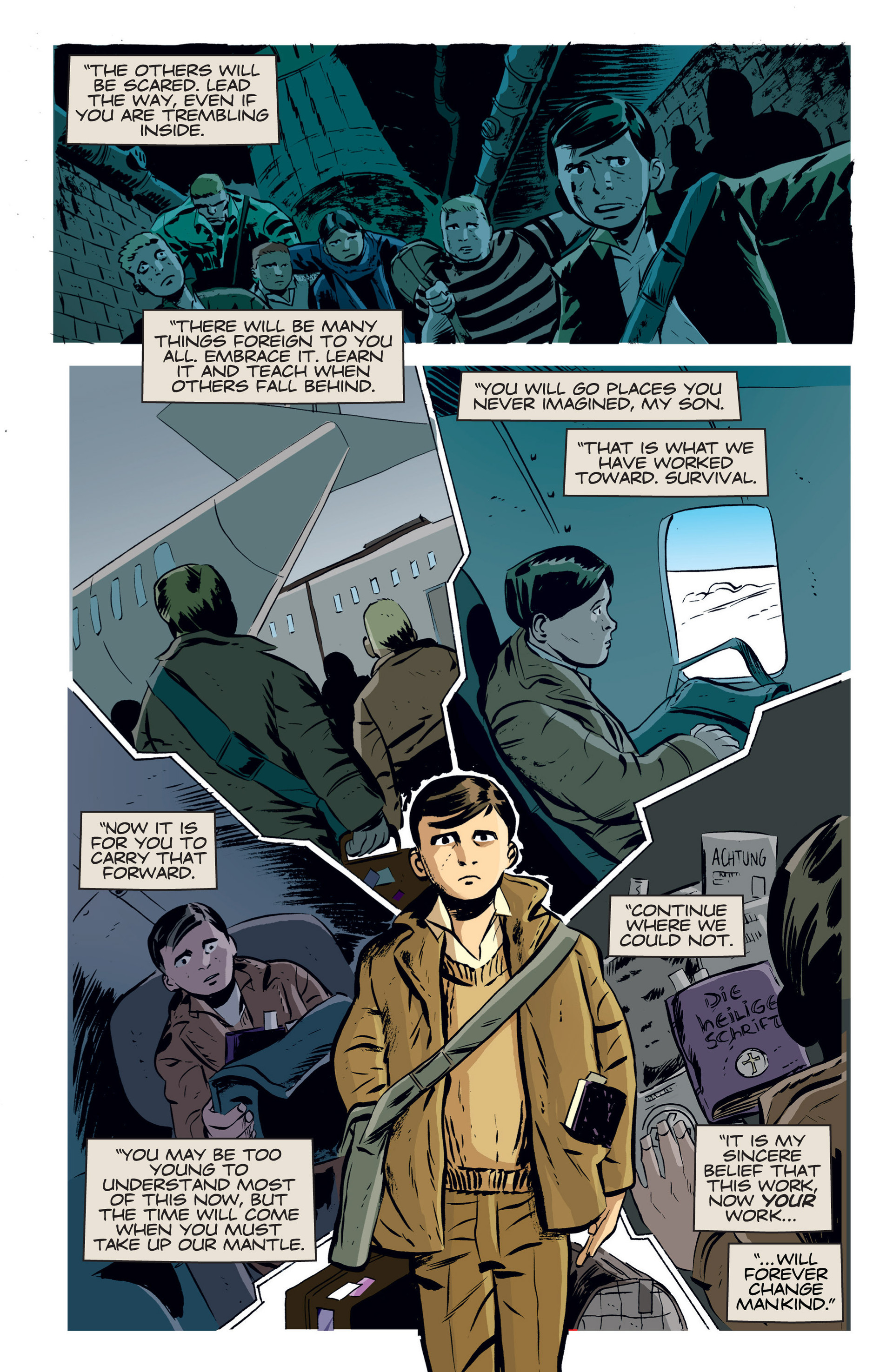 Read online Mind The Gap comic -  Issue #13 - 15