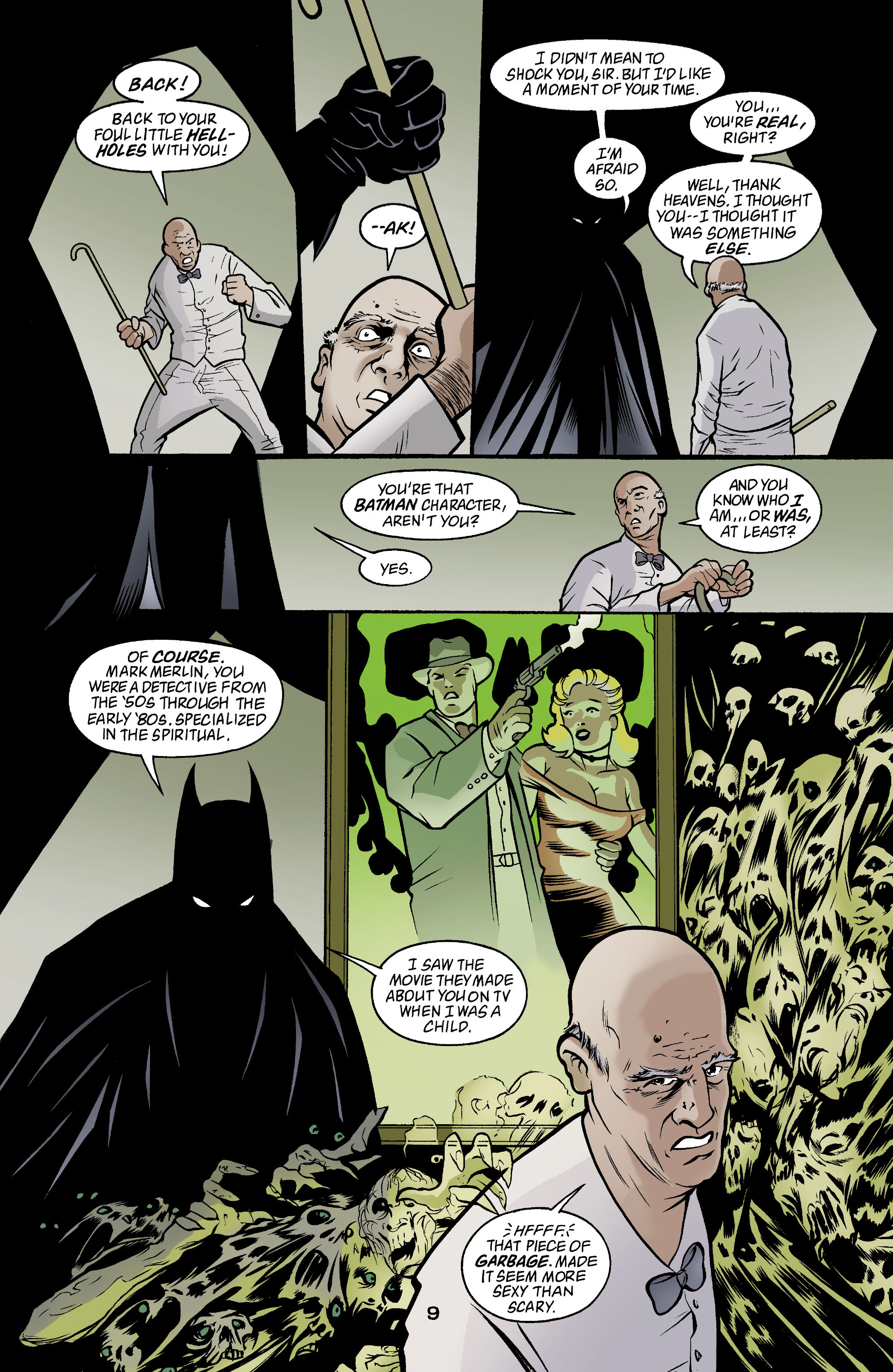 Detective Comics (1937) Issue #779 Page 10