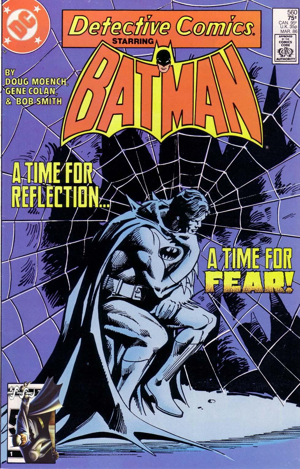 Detective Comics (1937) 560 Page 1