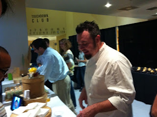 Chef Brian brings it at FoodFight