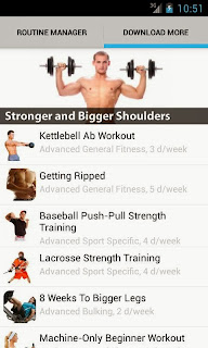 JEFIT Pro - Workout & Fitness Android App Full Version Pro Free Download