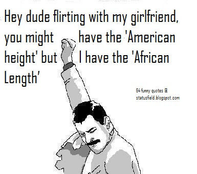 funny American African quote