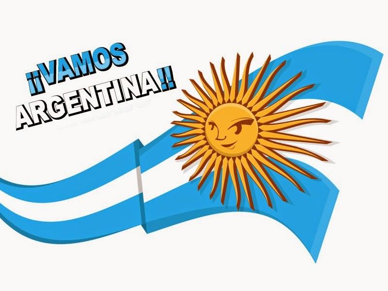 Vamos Argentina Mundial 2014