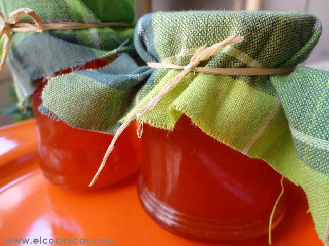 Mermelada de pomelos