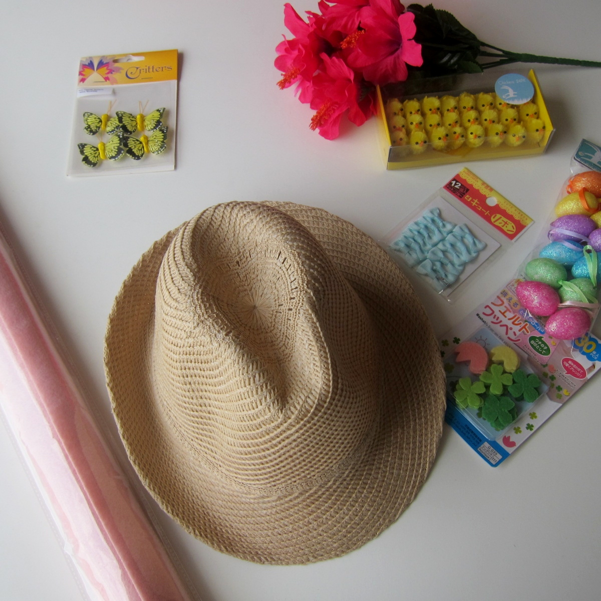 DIY Easter crafts 2 - How to make an Easter Bonnet ! | Heather Designs