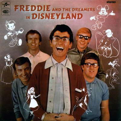 Freddie Dreamers Disneyland Unbirthday Song album offbeat