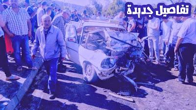 وفاة سائق الحادث المميت بالناظور