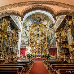 """Iglesia Ntra. Sra. Del Pilar   """"La Enseñanza"""" Cdmx"""