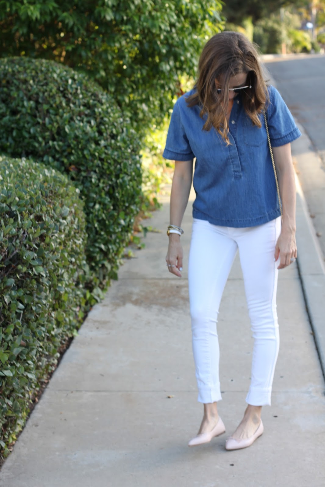 the best white skinny jeans