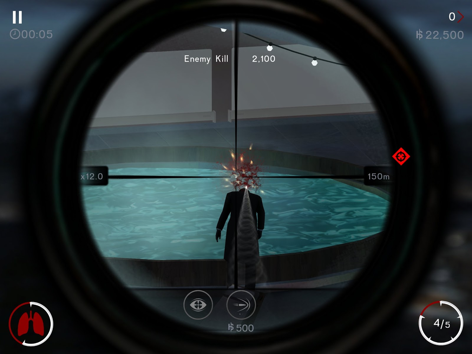 Hitman Sniper Android Wallpaper Hitman Sniper V1.2.43823 Mod