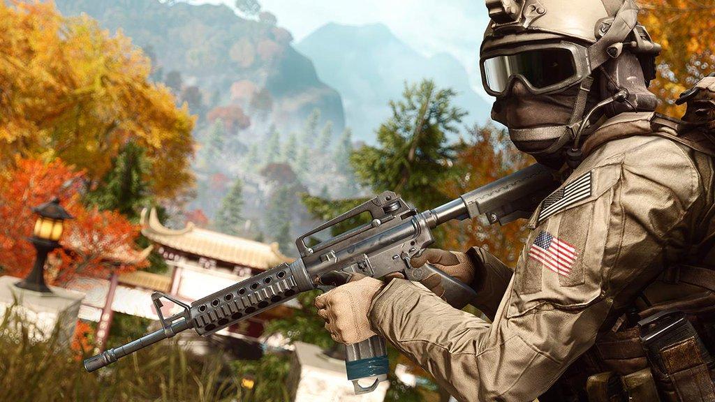 Reconstruindo Dragon Valley: O caminho até aqui - Battlefield 4