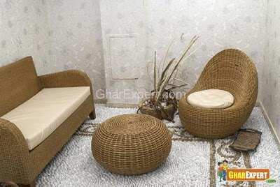 Bamboo Living Room Sets4