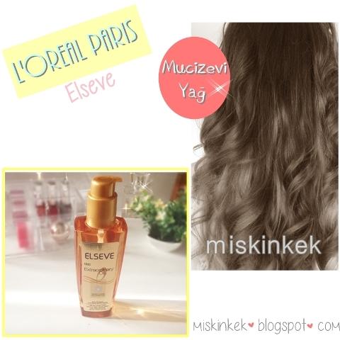 loreal+elseve+mucizevi+yag