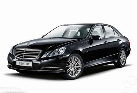 cho thuê xe Mercedes