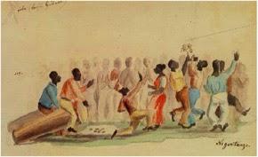 A Dança dos Negros