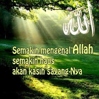 Mengenal+Allah Gambar DP BBM Islami Terbaru
