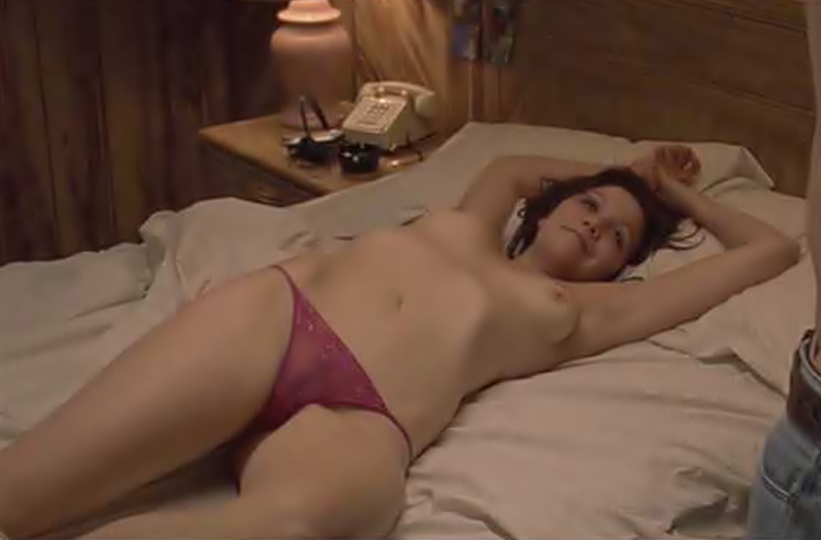 "Celebrity Nude Century: Maggie Gyllenhaal (""The Dark Knight"")"
