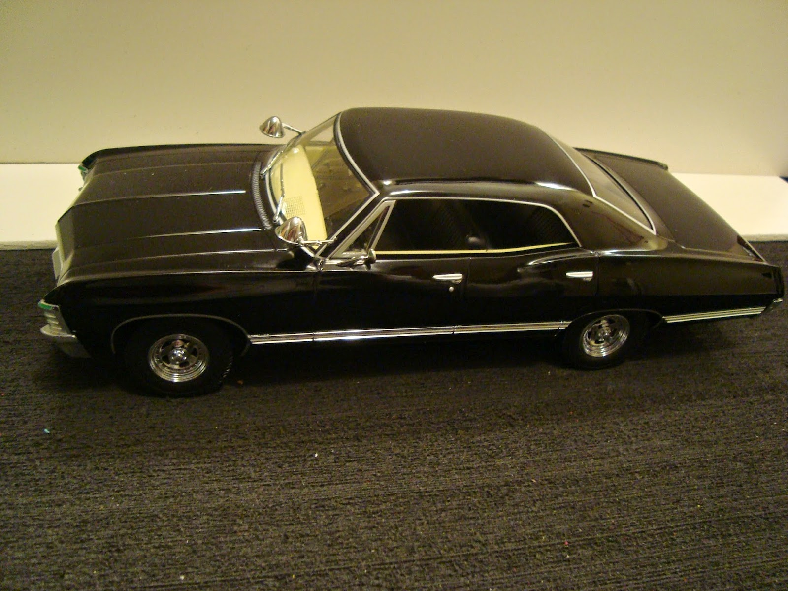 diecast american car nutz 1967 chevrolet impala ss. Black Bedroom Furniture Sets. Home Design Ideas