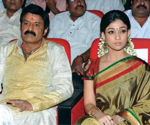 Will Nayantara Believe Balayya's Ability?