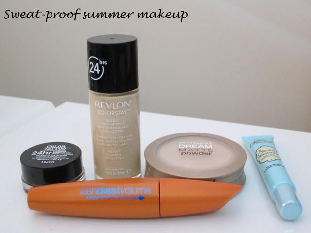 Sweat-proof summer makeup : Brieu0026#39;s Petite World
