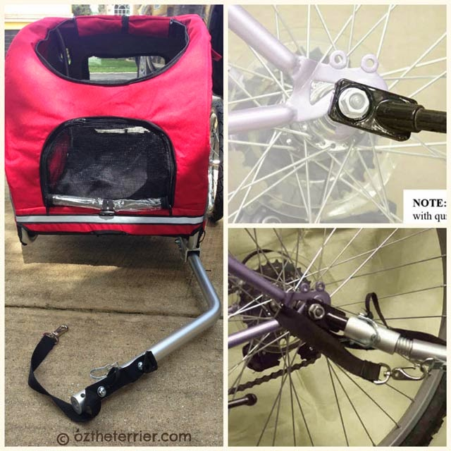 My Houndabout Ii Bicycle Trailer By Solvit Products Review