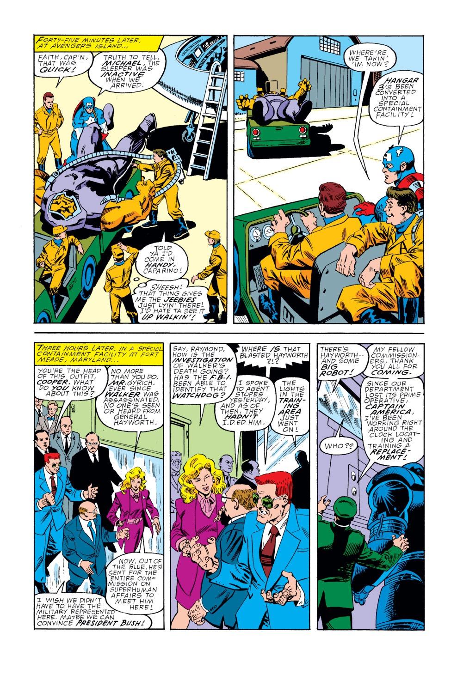 Captain America (1968) Issue #354 #286 - English 11