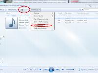 Cara Memanfaatkan WMC 7 Untuk Rip CD