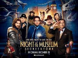 Night At The Museum 3 is currently in cinemas