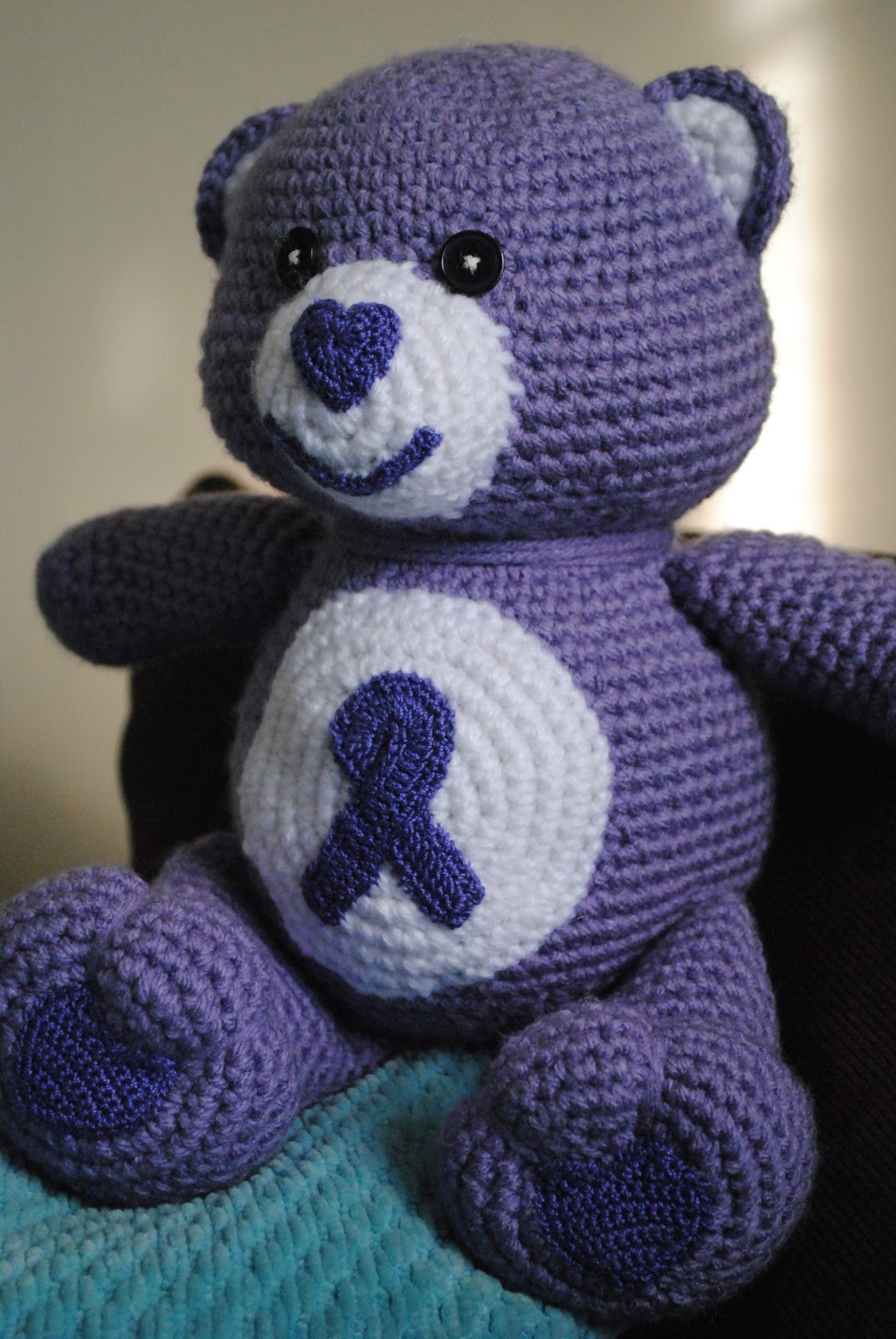 The Underground Hooker: FO Friday: Care Bear