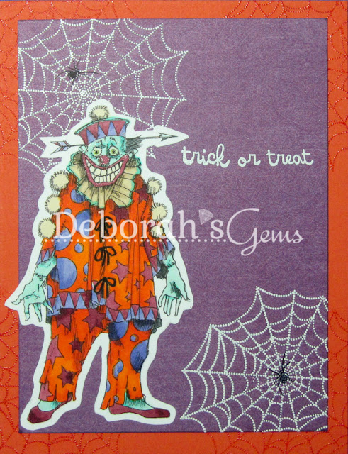 Trick or Treat - photo by Deborah Frings - Deborah's Gems