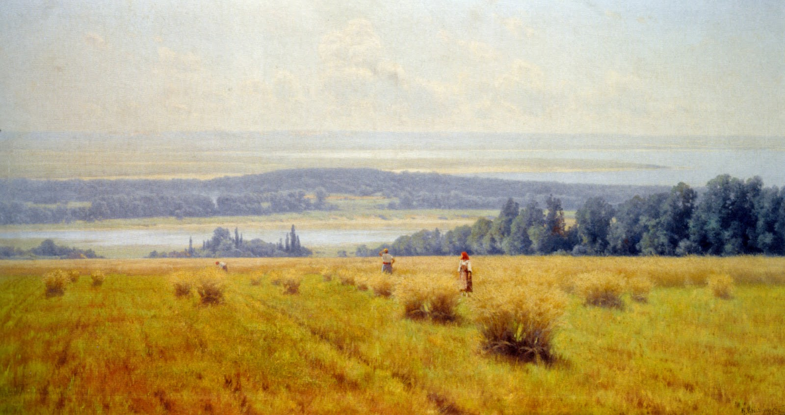 the glory of russian painting konstantin yakovlevich kryzhitsky ctd