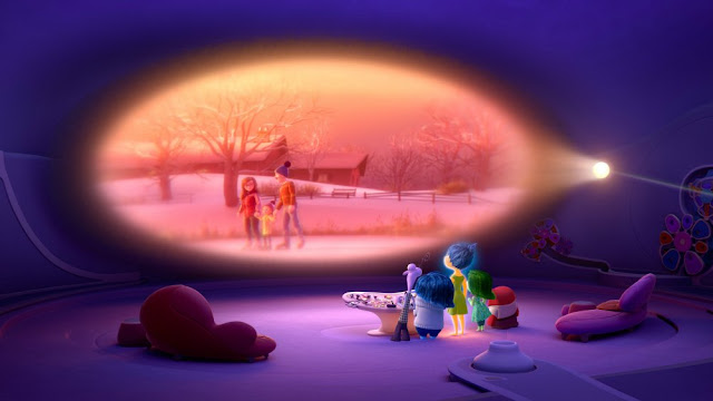 """Un """"recuerdo esencial"""" de la infancia en la película Del revés (Inside Out)"""