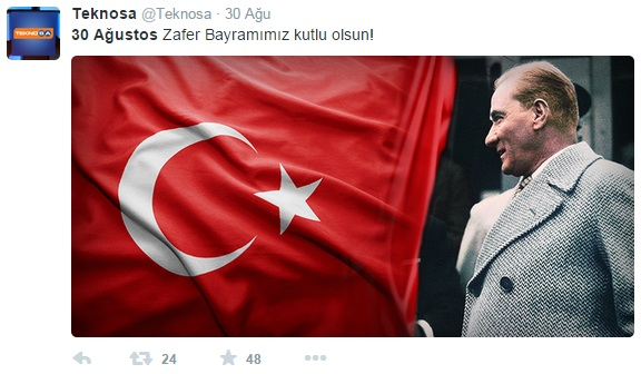 teknosa-turkiye-zafer-bayrami-sosyal-medya-paylasimi