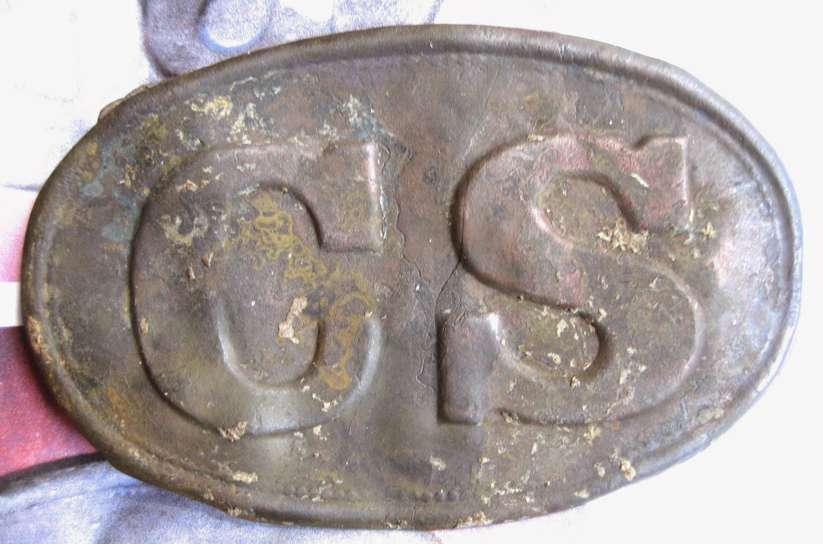 Beltsbuckles in addition Beltsbuckles likewise Civil War Buckles further Mexwar also Civil War Union And Confederate Waist. on csa cartridge box plates