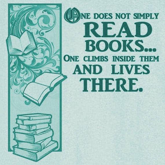 Live In Books