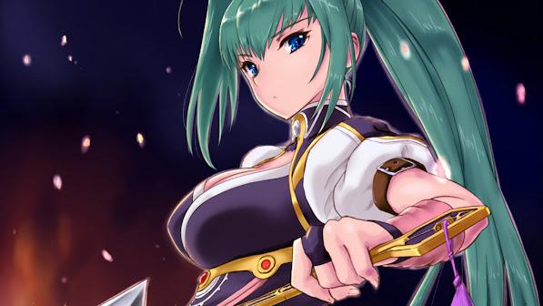 Akari Acura Anime Girl 4d