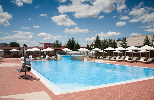 Strandul Sun Beach - Strand de lux in Timisoara 2012