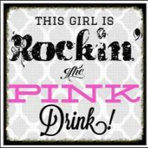 Be Super. Drink Pink.