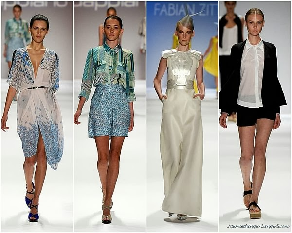 ArgentineDesigners S/S2014 runway dresses